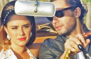 Fernanda Vasconcellos é par romântico de Rafael Almeida em clipe de 'Em Família'