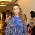 Lavínia Vlasak prestigiou a peça de Danielle Winits