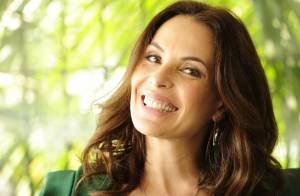 Carolina Ferraz festeja 45 anos nesta sexta-feira (25); veja galeria de fotos