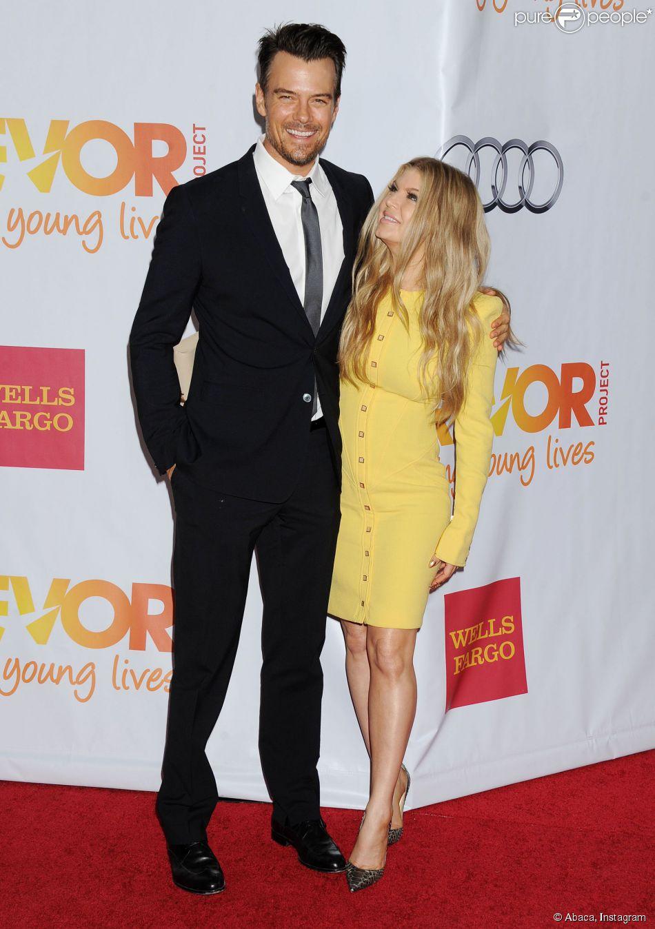 Fergie e Josh Duhamel desejam mais um filho: 'Em um futuro próximo'