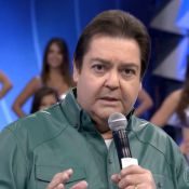 Faustão se defende após críticas de racismo com bailarina de Anitta: 'Palhaçada'