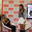 Giulia é fruto do relacionamento de Flávia Alessandra com o diretor Marcos Paulo, morto em 2012