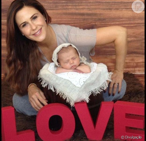 Guilhermina Guinle quer ter outro filho