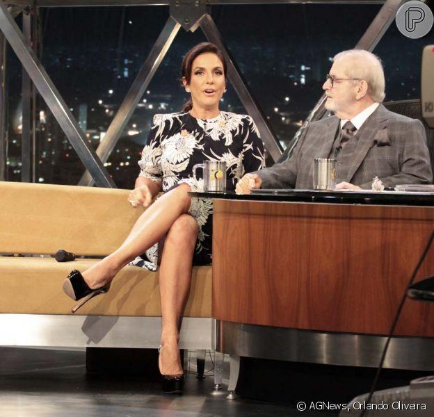 Ivete Sangalo faz revelação sobre a primeira vez com marido: 'Foi na despensa mesmo'
