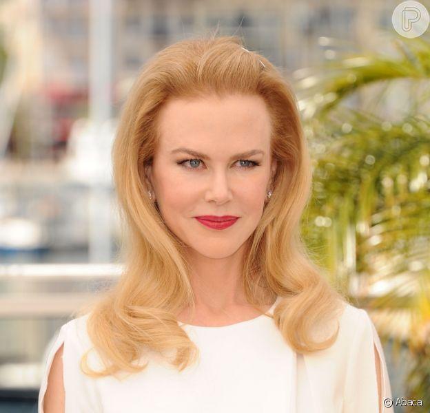 Nicole Kidman lança o filme 'Grace: A Princesa de Mônaco' no Festival de Cannes, na França, em 14 de maio de 2014