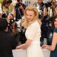 Nicole Kidman atrai a atenção dos fotógrafos
