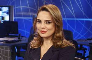 Rachel Sheherazade vai lançar livro no final do ano sobre problemas da sociedade