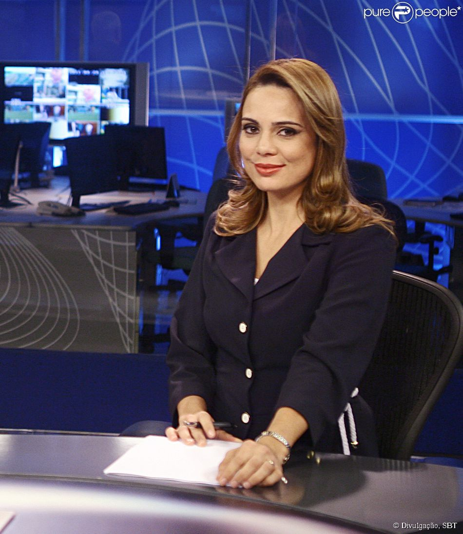 Rachel Sheherazade vai lançar livro no final do ano sobre problemas na sociedade