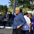 Presidente do Vasco, Roberto Dinamite chega ao velório de Alexandre Pessoal, que torcia pelo clube