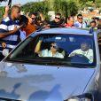 Roberto Carlos vai ao enterro do afilhado e filho de Erasmo Carlos, Alexandre Pessoal