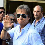 Roberto Carlos vai ao velório do filho de Erasmo Carlos, Alexandre Pessoal
