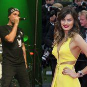 Di Ferrero e Isabelli Fontana usam aliança de compromisso: 'Ainda não é noivado'
