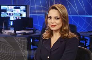 Rachel Sheherazade terá comentários em jornal supervisionados por direção do SBT