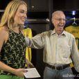 Mário Zagallo, de 82 anos, falou em entrevista para a apresentadora Angélica, que torce pelo hexa e que Neymar é a nova promessa do futebol