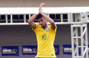 Neymar abre o placar em goleada da Seleção Brasileira sobre o Panamá