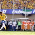 Seleção Brasileira faz 4 gols em amistoso contra o Panamá na tarde desta terça-feira, 3 de junho de 2014