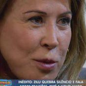 Zilu faz desabafo na TV após separação de Zezé Di Camargo: 'Não guardo mágoas'