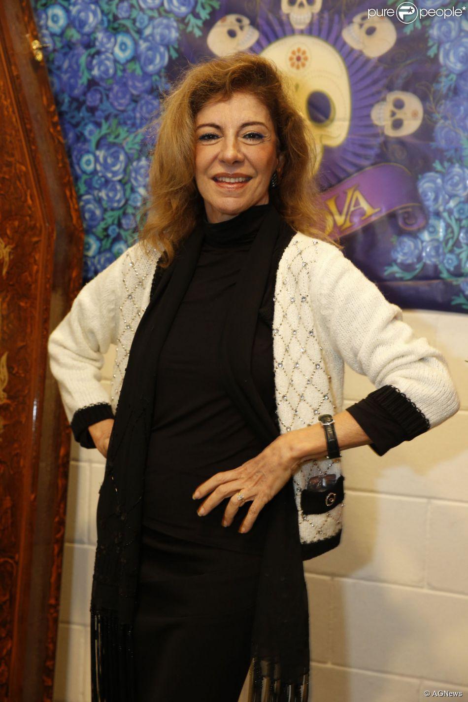 Marília Pêra será homenageada pela Mocidade Alegre no Carnaval de 2015 (9 de junho de 2014)