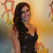 Lívian Aragão não pode dormir fora com o namorado: 'Só na casa das amigas'