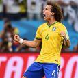 David Luiz é zagueiro da Seleção