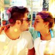Preta Gil já afirmou estar 100% realizada com o noivo, o personal trainer Rodrigo Godoy