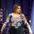 Preta Gil foi a convidada do programa 'Música Boa ao Vivo', apresentado por Thiaguinho, no canal Multishow, na noite desta terça-feira, 24 de junho de 2014