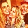 Fernanda Paes Leme vai à festa de aniversário de Fernanda Souza: 'Ela teve surpresa pq Ela Merece! Viva Fernanda Souza', escreveu a atriz na rede social Instagram