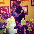 Fernanda Souza ganhou festa surpresa de aniversário pelos seus 30 anos
