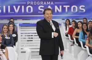 Silvio Santos nega ter se machucado em queda e volta ao SBT: 'Tudo normal'