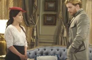 'Lado a Lado': atores comentam sucesso do casal 'Laured'; veja galeria de fotos