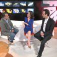 O ator conversou com Renata Vasconcelos e Tadeu Smith, neste domingo, 14 de julho de 2014