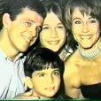 Pais de Fernanda Gentil, Martha e Maurício, fazem homenagem para a filha no programa 'Mais Você'