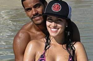 Namorada de Marcello Melo Jr. fala sobre semelhança com Jairo: 'A pegada'