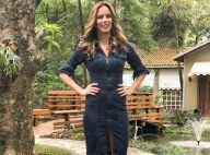 'Me sinto no controle em direção à cura', diz Ana Furtado após anunciar câncer