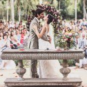 Isis Valverde vai casar novamente com André Resende: 'Ano que vem tem religioso'