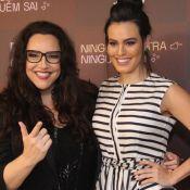 Leticia Lima é homenageada por Ana Carolina em aniversário: 'Flautinha doce'