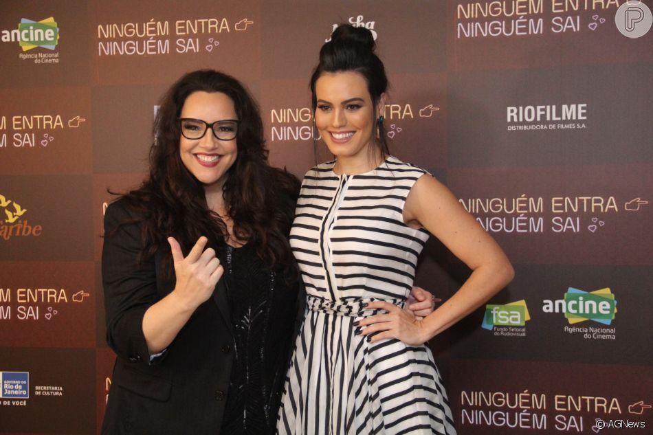 Leticia Lima é homenageada por Ana Carolina em aniversário nesta quinta-feira, dia 14 de junho de 2018