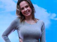 Ana Paula Renault adere dieta após ganhar 13 kg: 'Confundiram com gravidez'