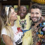 Títi, filha de Ewbank e Gagliasso, comemora 5 anos em festa com famosos. Fotos!