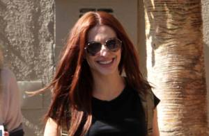 Cleo Pires muda visual após 'O Caçador': 'Ela sempre quis ficar ruiva'