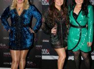 Marília Mendonça e dupla Maiara e Maraisa usam looks estilosos em show. Fotos!