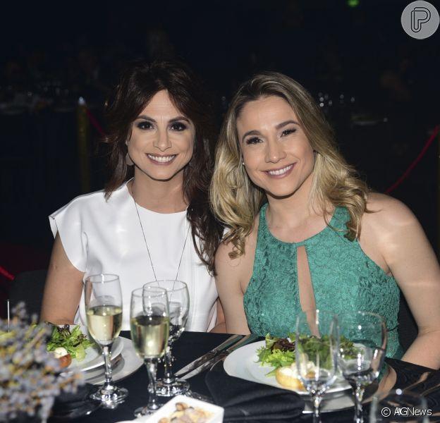 Fernanda Gentil quer ter um filho com a namorada, Priscila Montandon
