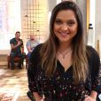 Polliana Aleixo, de 'Em Família', celebra sucesso de Bárbara: 'Aprendi muito'