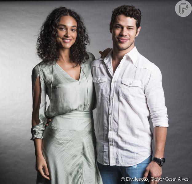 José Loreto postou foto com Bella, sua filha com Débora Nascimento, nesta quarta-feira, 20 de junho de 2018