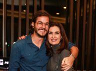 Fátima Bernardes explica exposição de namoro: 'Me apoderar do meu momento'