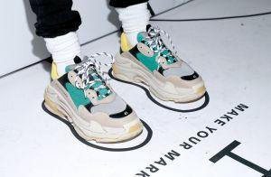 Chunky sneakers: os tênis gigantes que estão conquistando o universo da moda