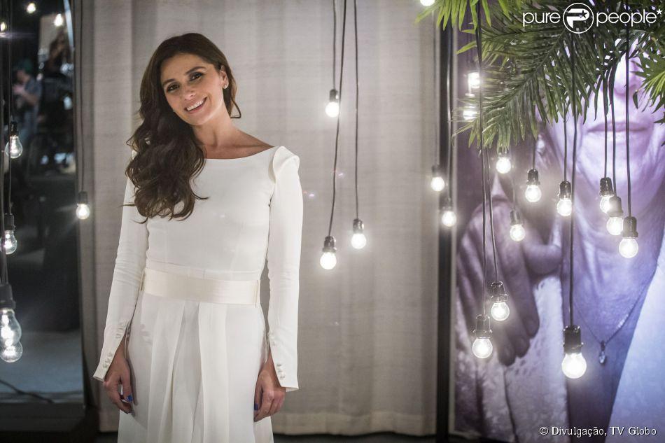 Giovanna Antonelli vai passar férias em Nova York após o fim da novela 'Em Família'