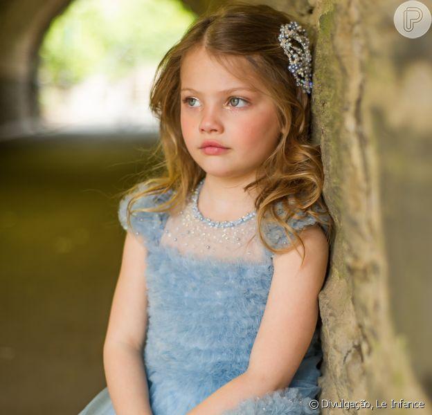 Marca de alta-costura infantil Le Infance lança nova coleção
