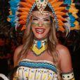 ' Sou completamente apaixonada com a cultura do Maranhão, que acabei de conhecer', disse Lorena Improta