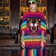 Arcoíris e pegada vintage: Look do pré-inverno 2017 da Gucci